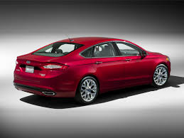 Ford Fusion Price Photos Reviews  Features - Ford fusion exterior colors