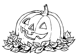 Disegni Di Zucche Di Halloween Da Colorare E Stampare