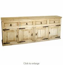 rustic dining room buffet. Fancy Rustic Dining Room Sideboard And Pine Tv Credenza Entertainment Console Buffet E