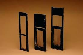 cat door for side sliding window cat door for sliding window hale pet door horizontal window