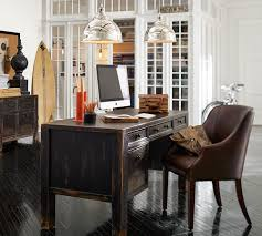 home office pottery barn. Home Offices Of The Stars #HomeOffice #HomeDecor #PotteryBarn Office Pottery Barn W