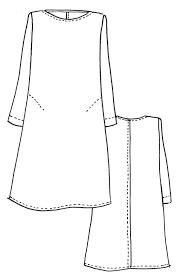 A Line Dress Pattern Cool NEW The Bella Dress Pattern Sew Tessuti Blog