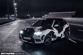 BMW Convertible bmw custom order : A BMW X3 With A Triple-Turbo Twist - Speedhunters