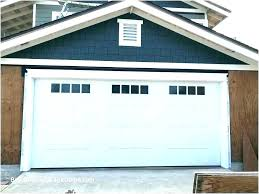 small garage doors door with windows and accents insulated for remote control sheds shed tru