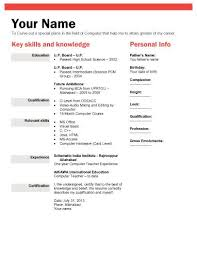 How To Make A Resume New Make Resume Format ] Make Resume Format Make Resume Format Pdf