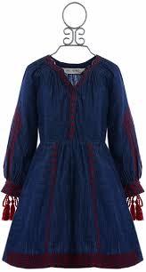 Jak And Peppar Jagger Dress For Girls Size 4