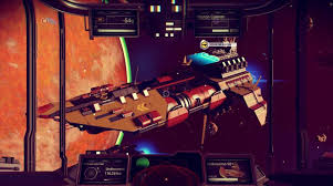Image result for no man's sky freighters