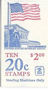 Postage Vending Machines Fascinating Amazon US Postage Stamp Vending Machine Booklet Ten 48 Cent