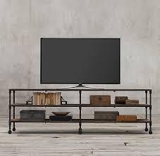 industrial media furniture. Dutch Industrial Media Console Furniture S