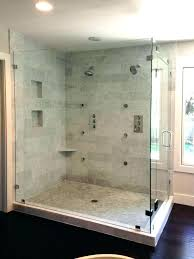 how much does a frameless shower door cost how much do shower doors cost door frameless
