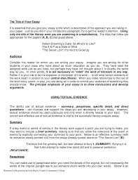 Source Analysis Essay Example Sample Format Critical Template