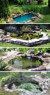 exterior beautiful backyard ponds and water garden ideas every tips to build fish pond archaicawful