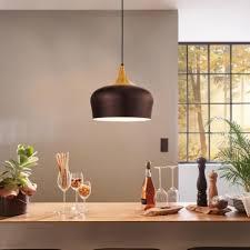 black bell chandelier