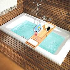 bathtub book holder natural bamboo bathtub tray organizer extendable bathroom storage stand bath tray book bath bathtub book holder