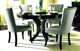 round wood dining table set wood dining table set elegant round wood dining table set 4