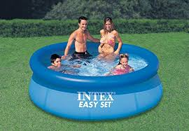 intex easy set pool. Intex Easy Set Pool E