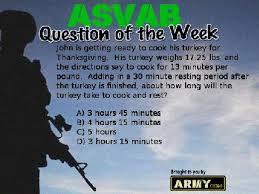 Average Asvab Score Army