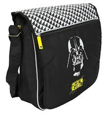 <b>Сумка школьная</b> Erich Krause <b>Darth Vader</b> 30х33 см, артикул: 39272