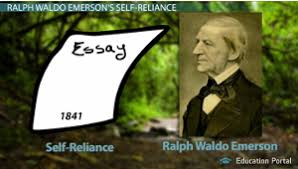 self reliance ralph waldo emerson s transcendental essay video ralph waldo emerson