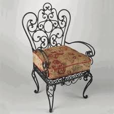 wrought iron indoor furniture. 81 Best Wrought Iron Chair Images On Pinterest Chairs. Indoor Benches Cast Outdoors Furniture Whole T