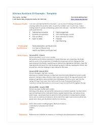 Resume For Cleaning Job Plks Tk