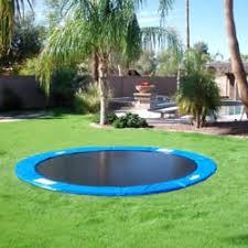 in ground trampoline. Photo Of In-Ground Trampolines - Phoenix, AZ, United States In Ground Trampoline