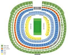 43 Symbolic Notre Dame Football Stadium Seating Chart