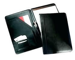 Leather Folder For Resume Leather Resume Folder Business Binder