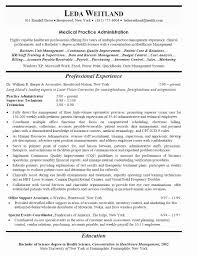 Professional Medical Resume Template Stunning Medical Resumees Free Receptionist Assistant Medicine 12