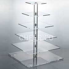 Acrylic Tiered Display Stands Cupcake Stand Cupcake Boxes Macaron Boxes Macaron Stand 100 20