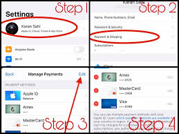 Learn how to add credit card to your apple id and also. How To Remove Credit Card From Your Apple Id