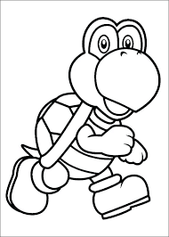 Free Printable Mario Coloring Pages Printable Coloring Pages Super