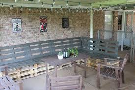 pallet outside furniture. Sassy Sparrow Diy Outdoor Patio Furniture Pallets Pallet Outside