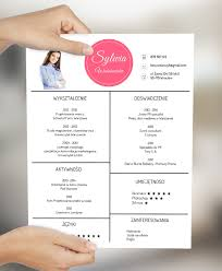 beautiful resume for physiotherapist looking for similar one simple beautiful resume design pink circle for every chic women us
