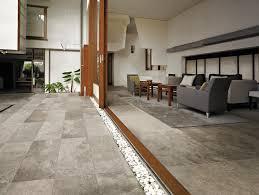 Modern Tile Floor And