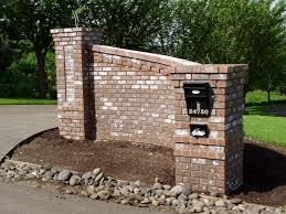 Stone Entry Gate Designs Brick Gate Entrance Designs Brooklyn Apartment