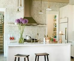 Green Kitchen Wallpaper DesignsTop 20 Creative Wallpapers Ideas For The  Kitchen Eatwell101
