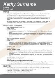 effective resume templatebillybullock examples of effective resumes - Successful  Resumes Examples