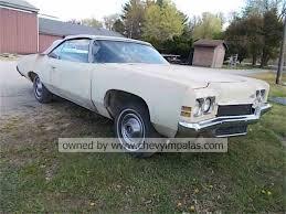 1972 Chevrolet Impala for Sale   ClassicCars.com   CC-979332