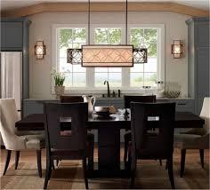 beautiful rectangular chandelier dining room 11 contemporary lighting ideas