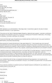 Sample Cover Letter Biology Lab Technician Adriangatton With Regard