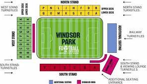 Windsor Park Stadium Belfast N Ireland Football Tripper