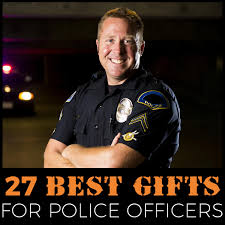 27 best gifts for police officers jpg