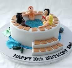 Male Birthday Cake Steverobinsonmusicinfo