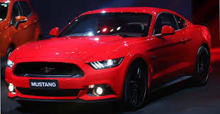 new car launches fordFord launches Mustang in India at Rs65 lakh