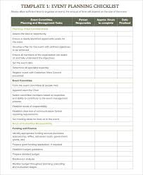 Party Planner Spreadsheet Party Planning Spreadsheet Event Planning Checklist Template Excel