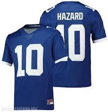 American Jersey Football Blue Blue American