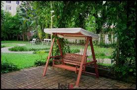 wood work outdoor swing diy pdf plans