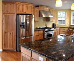 Small Picture Best 25 Light oak cabinets with granite ideas on Pinterest