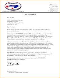 Transmittal Letter Guidance For Establishing Crisis